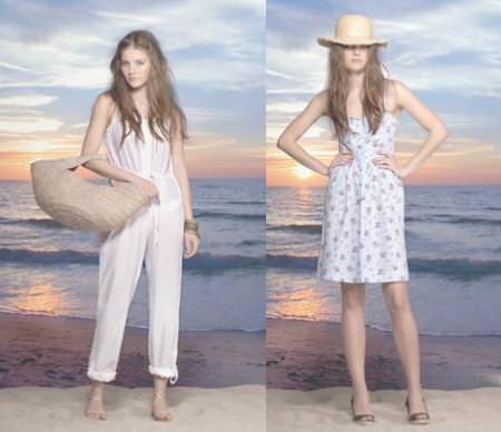 Oysho verano 2010: Bikinis, bañadores y ropa de playa