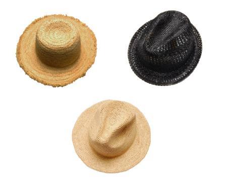 Oysho 2010: sombreros