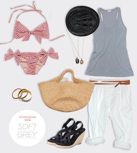 Oysho 2010: bikinis y bañadores