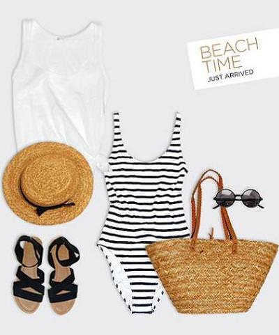 Oysho verano 2010: Bikinis y bañadores