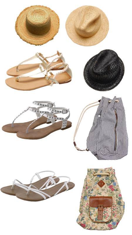 Oysho verano 2010: moda playa