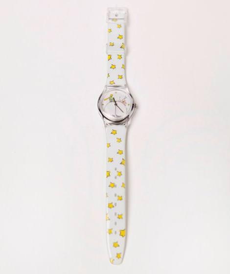 Reloj tipo swatch de Oysho