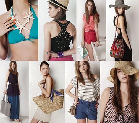 Oysho catálogo verano 2011