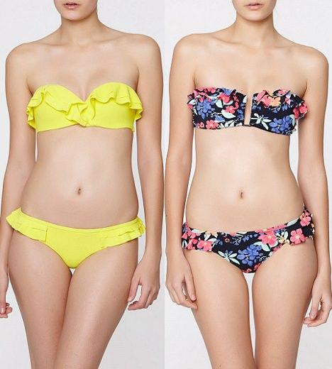bikinis de Oysho