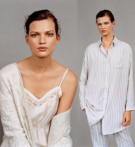 pijamas de Oysho otoño invierno 2014 2015