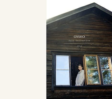 Catálogo Oysho otoño invierno 2012 2013