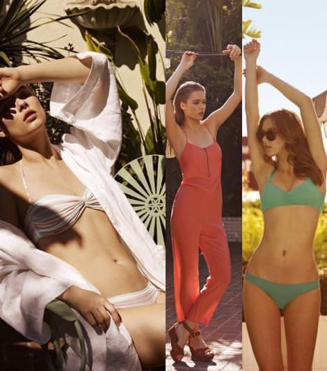 Bikinis de Oysho y ropa de playa 2012