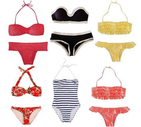 Bikinis Oysho 2012