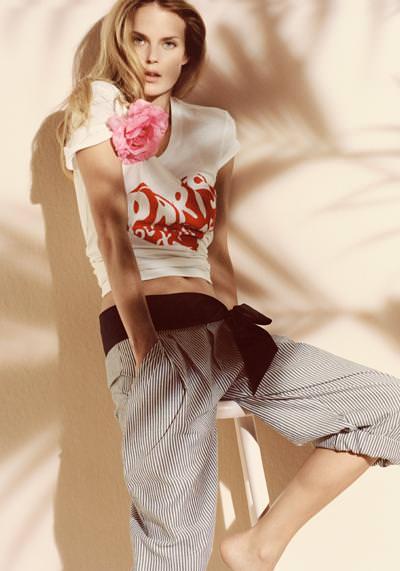 Oysho, moda primavera verano 2009