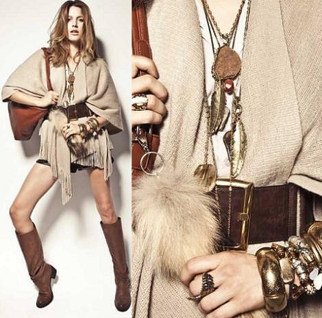 Parfois catálogo otoño invierno 2011 2012