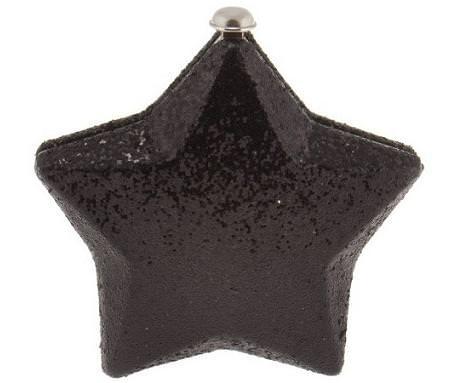 Bolsos de fiesta de Parfois glitter y con forma de estrella