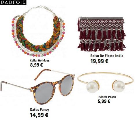 a13e9aad656a Catálogo de Parfois Primavera Verano 2014 bolsos y accesorios a la ...
