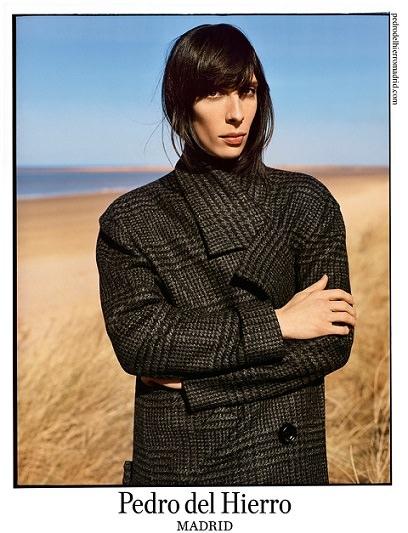 catálogo de pedro del hierro madrid mujer otoño invierno 2014 2015
