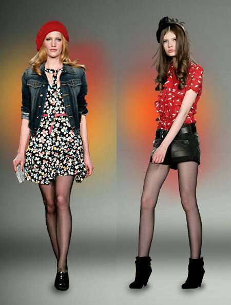Miu Miu, moda primavera verano 2010