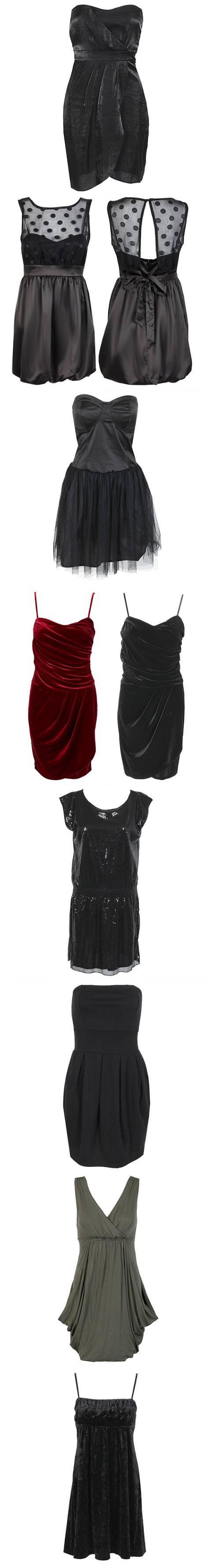 Vestidos de Nochevieja de Pimkie 2010