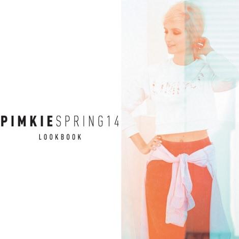 catálogo de pimkie primavera verano 2014 con the fashion guitar