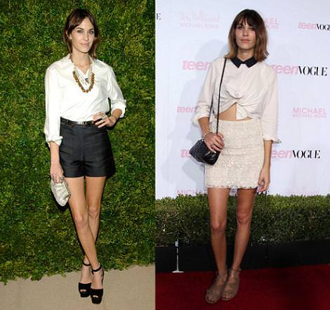 Alexa Chung, it girls