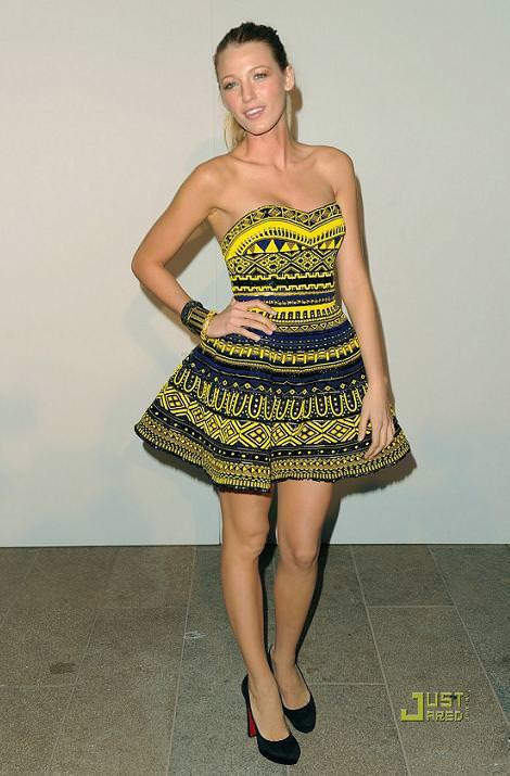 Vogue Fashion's Night Out en Nueva York 2010