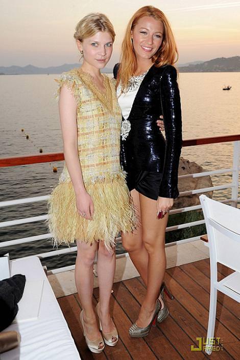 Rachel Bilson, Blake Lively, Clemence Poesy, Alexa Chung, ... en el desfile Chanel Crucero