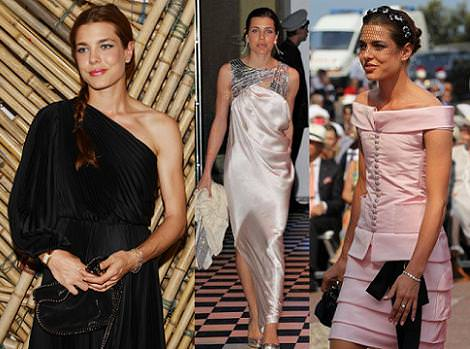 El estilo de la it girl Carlota Casiraghi