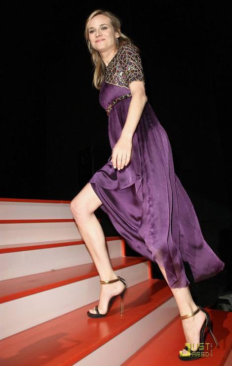 Diane Kruger, alfombra roja de Berlín