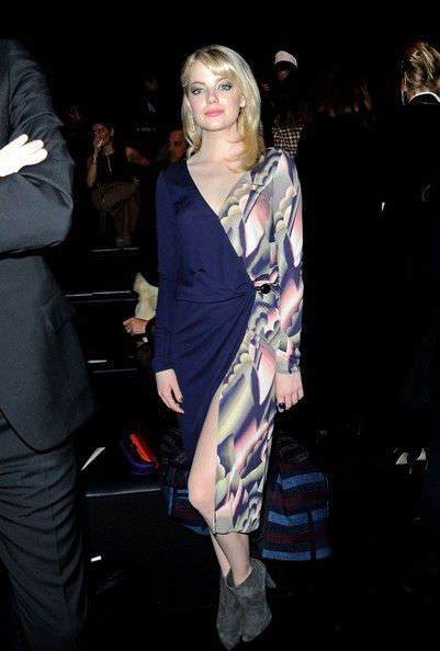 El estilo de Emma Stone