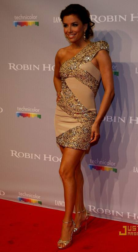 Vestidos de fiesta de Elie Saab, 2010