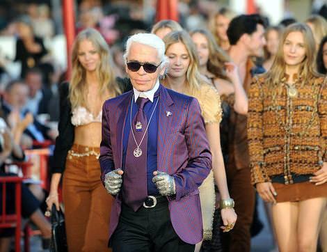 ¿Karl Lagerfeld competencia de Zara