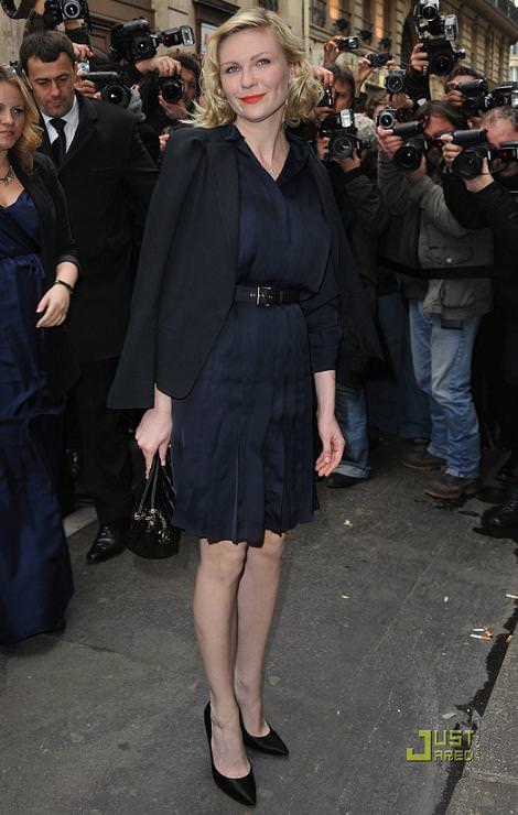 Diane Kruger y Kristen Dust con la alta costura