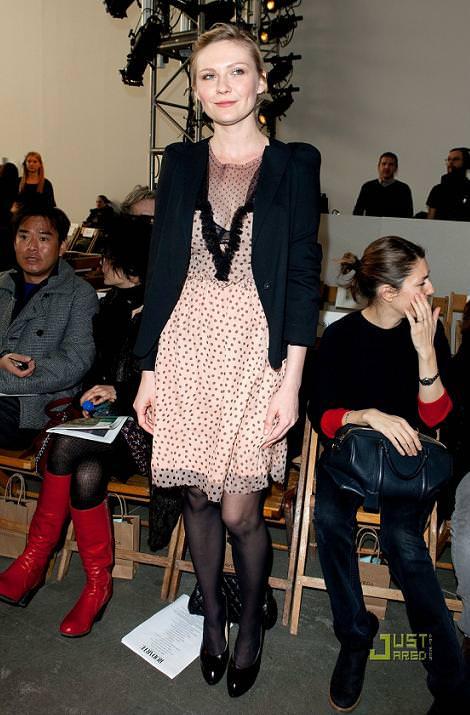 It girls en la New York Fashion Week Fall 2011