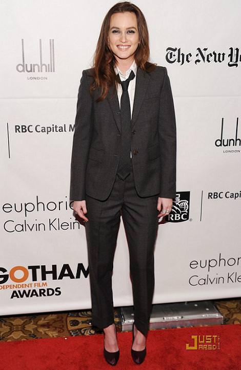 Looks de fiesta: Trajes de blazer y pantalón