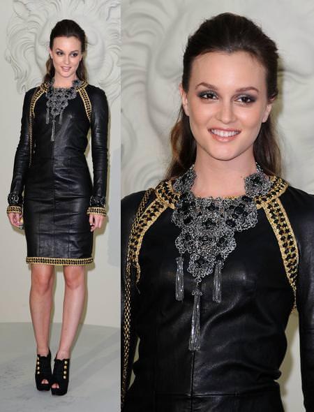 Leighton Meester: Looks de fiesta 2010