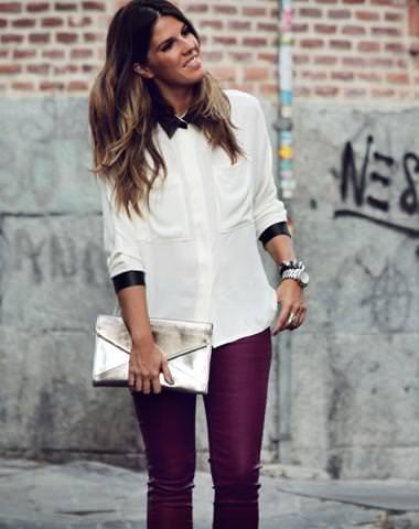 Street style moda otoño 2011