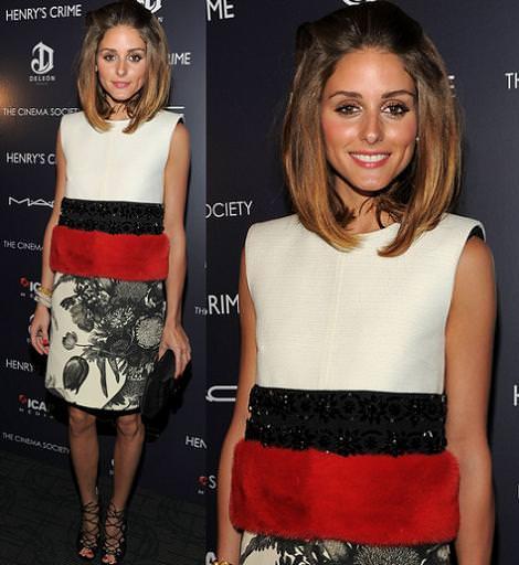 El estilo y looks de la it girl Olivia Palermo