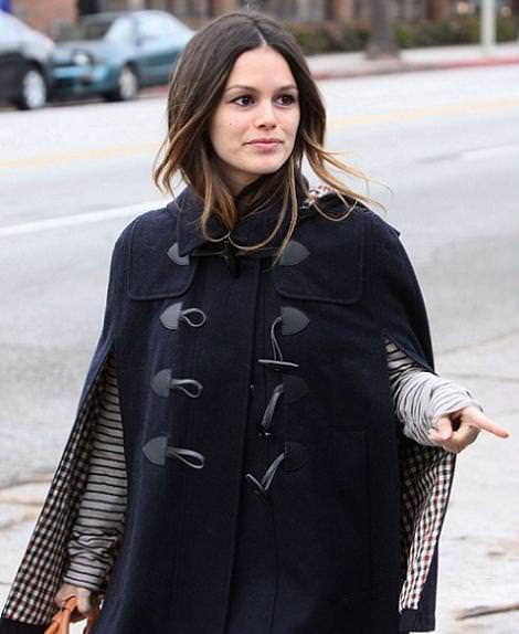 Rachel Bilson, looks del invierno