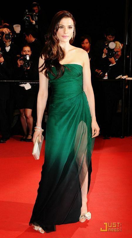 Rachel Weisz en Cannes 2009