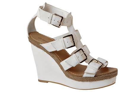 Zapatos de Primark verano 2011