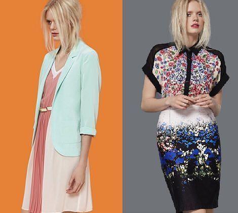la nueva ropa de Primark para la primavera 2012