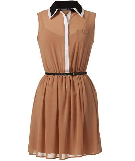 vestido vuelo de Primark para la primavera 2012