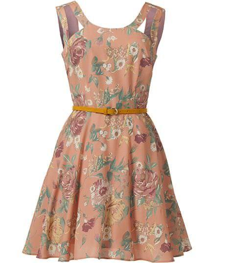 vestido de Primark para la primavera 2012