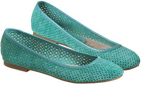 zapatos de primark primavera bailarinas caladas