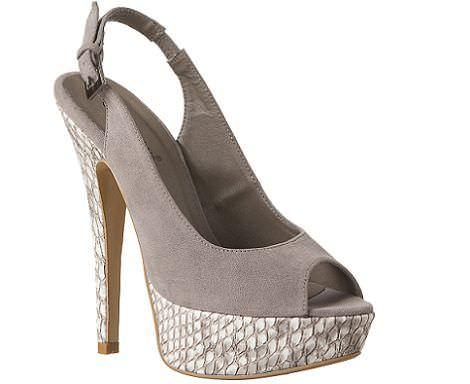 zapatos de primark piton
