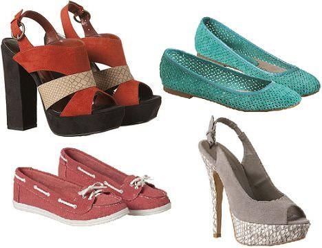 zapatos de primark primavera 2012