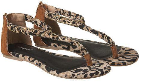 zapatos de primark sandalias leopardo