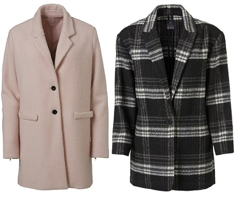 abrigos de primark otoño 2013