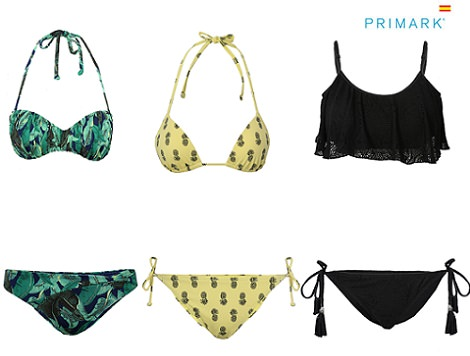bikinis de primark primavera verano 2014