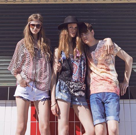camisas de primark verano 2014