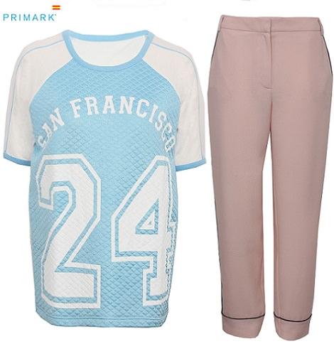 camisetas de Primark primavera verano 2014