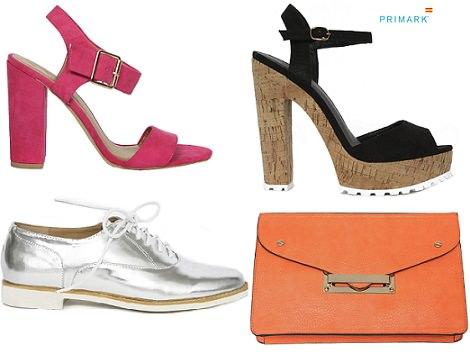 zapatos de Primark primavera verano 2014