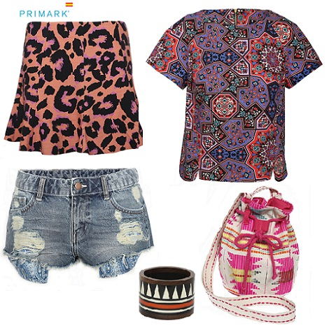 Compras de primark en mayo 2014 llega el estilo tnico - Primark ropa de cama ...